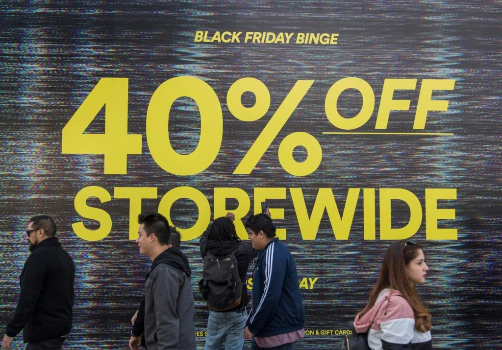 The days following the US Thanksgiving holiday are a prime time for retailers to entice shoppers with deals