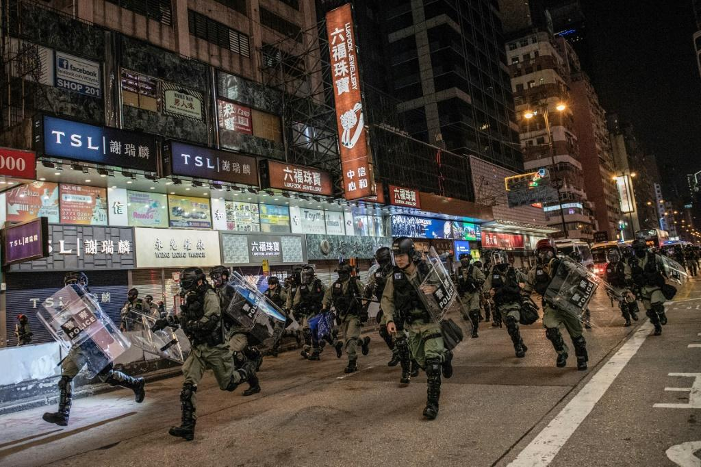 Protesters in Hong Kong are pushing for greater democratic freedoms and police accountability, but the city's pro-Beijing leadership has refused any major political concessions