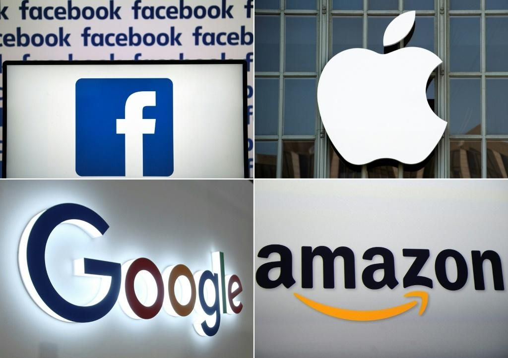 The United States says a French digitax services tax unfairly targets American tech companies such as Google, Apple, Facebook and Amazon