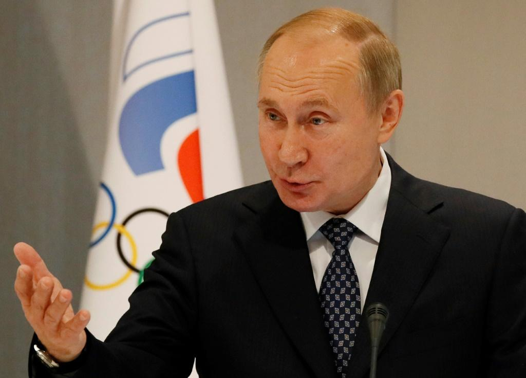 President VladimirPutin has used sport to boost the prestige of Russia - and his own reputation