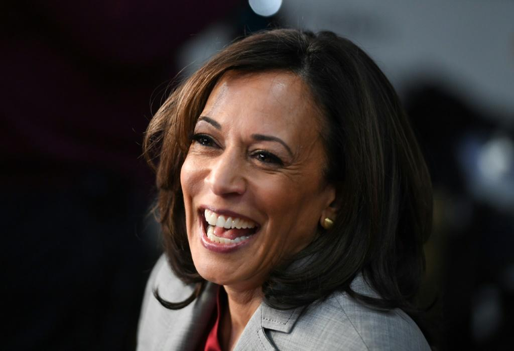 US Senator Kamala Harris launched her presidential bid to great fanfare in January 2019, but her campaign faltered over the next several months and she became one of the most high-profile Democratic candidates to drop out of the race