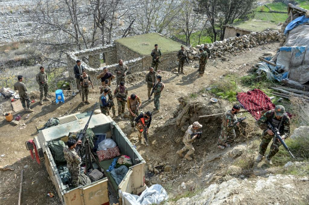 While IS has been defeated in Nangarhar, one US official said there remain pockets with the ability to carry out attacks