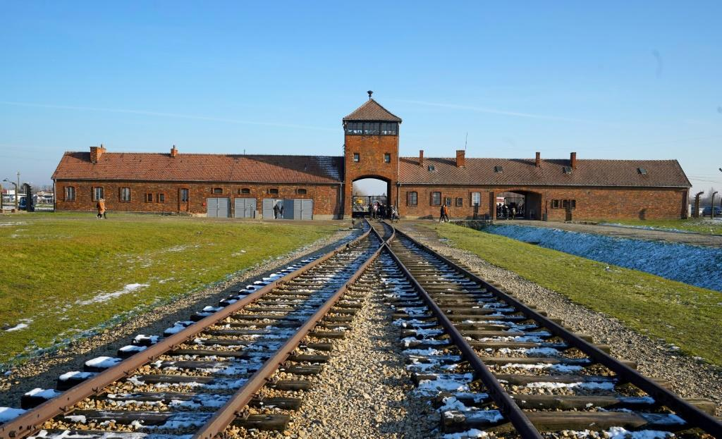Merkel will become only the third German chancellor ever to visit Auschwitz