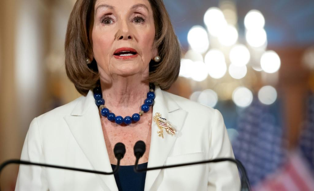Democrats rally behind Nancy Pelosi's call to impeach Trump