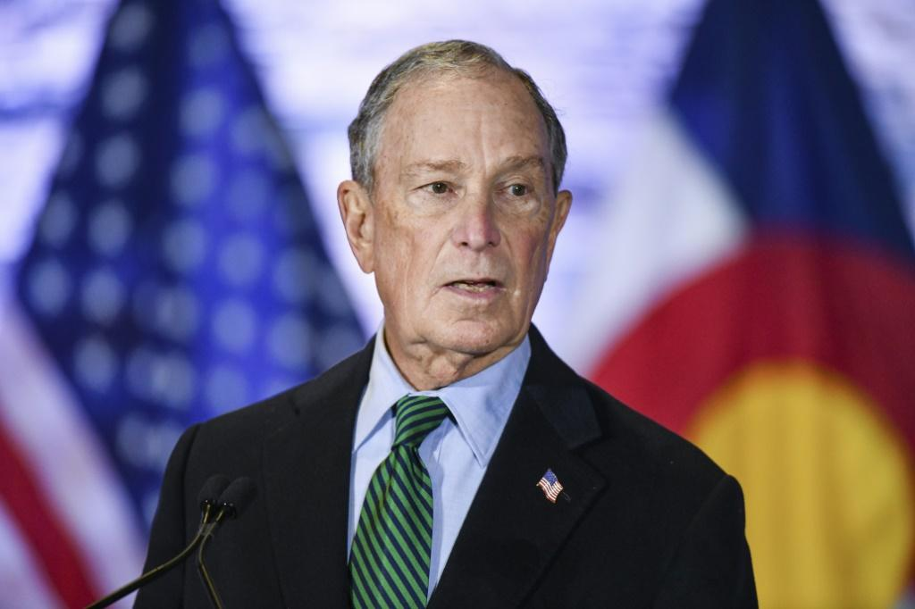 "Democratic presidential candidate Michael Bloomberg defends a policy by his news organization to steer clear of certain coverage of him: ""People have said to me, 'How can you investigate yourself?' And I said, 'I don't think you can'"