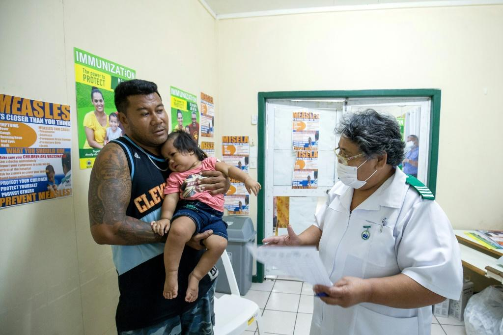 An immunisation drive has boosted coverage rates from just 30 percent to around 90 percent