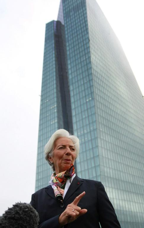Unlike her predecessor however, Lagarde has been outspoken about the bank's possible role in tackling climate change