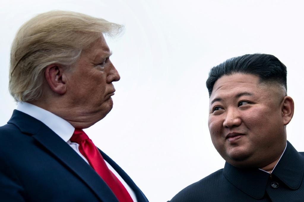 US President Donald Trump has met three times with North Korean leader Kim Jong Un to discuss Pyongyang's nuclear program