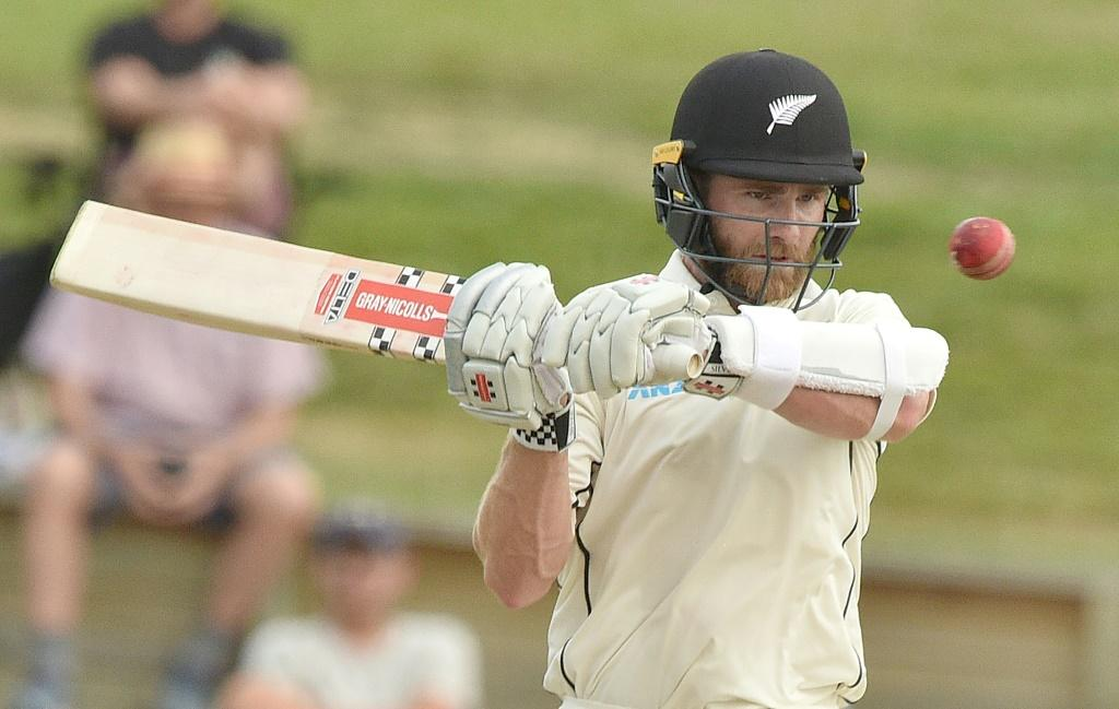 NZ Beats West Indies By Innings And 134 Runs In 1st Test