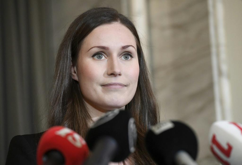 Sanna Marin is Finland's youngest ever leader