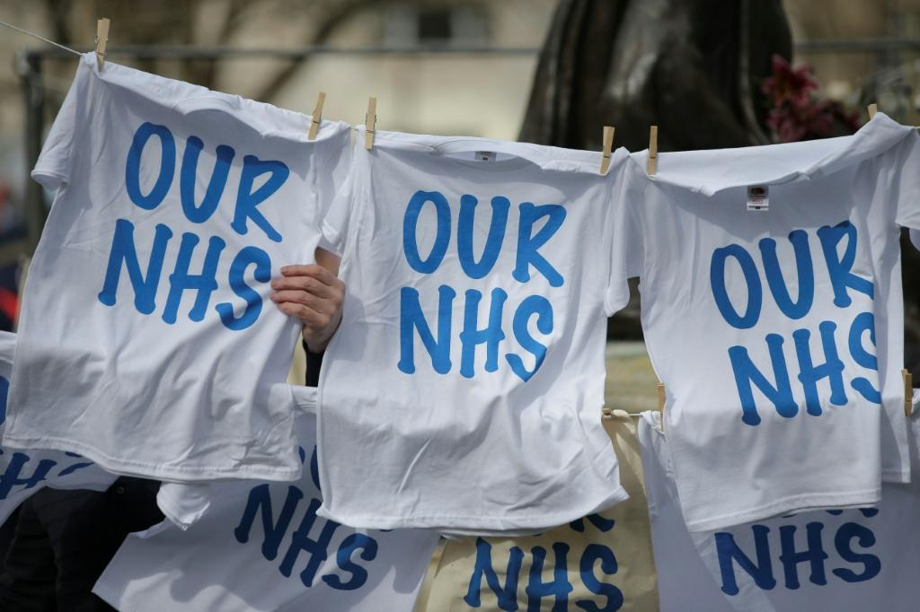 Studies suggest that voters place the fate of the NHS as the second-most important issue behind Brexit and Britain's relations with the rest of the world