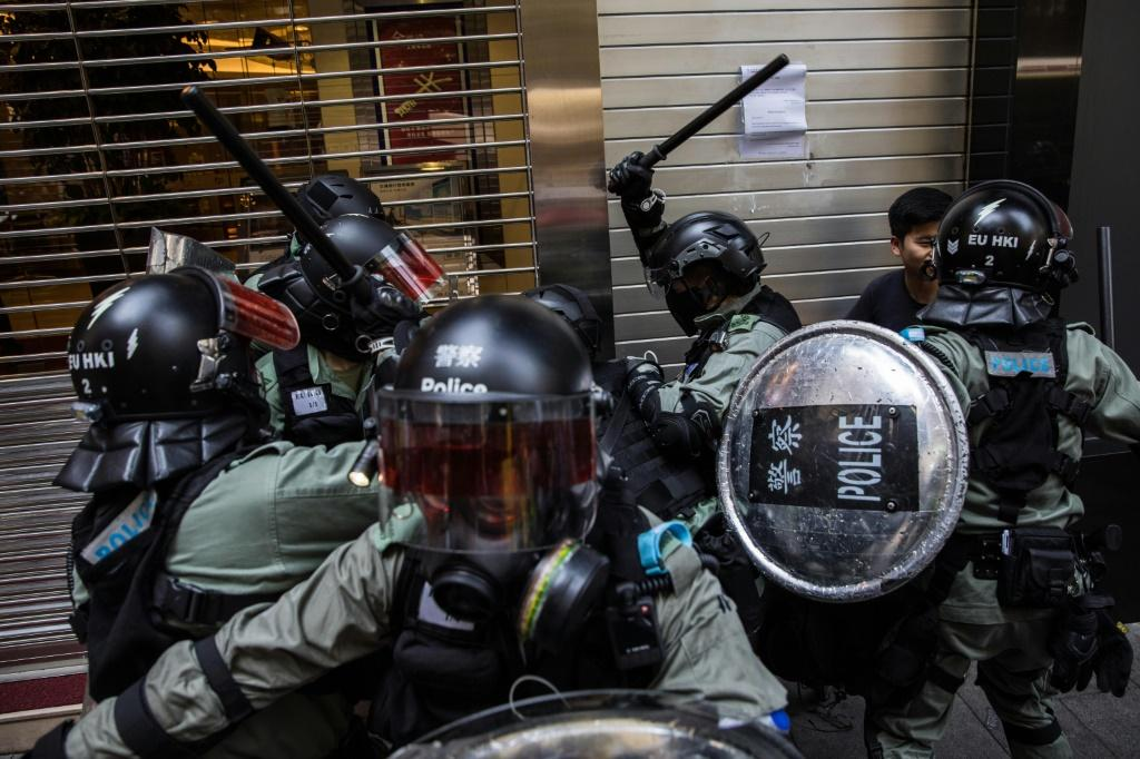 The Hong Kong government has repeatedly rejected demands from protesters to have a fully independent inquiry into police behaviour during the protests