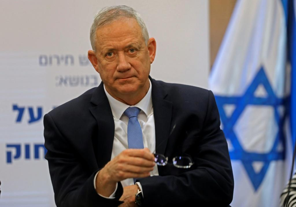 Centrist challenger Benny Gantz had been discussing a potential unity government with the right-wing Likud party of incumbent Benjamin Netanyahu but talks broke down over who should lead it
