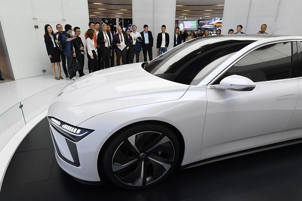 Is This The Boost NIO Needs? Tesla Rival Expected To Receive $1.4 Billion In Funding