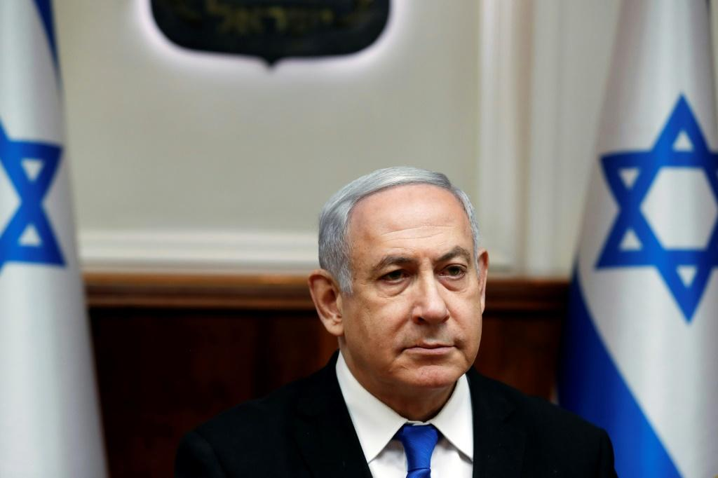 Netanyahu, Israel's longest serving premier, was indicted last month for bribery, breach of trust and fraud, charges he has repeatedly denied