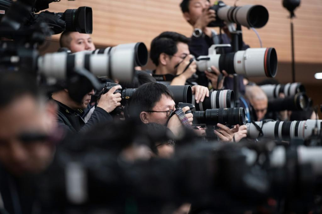 The press freedom watchdog said it counted at least 48 journalists jailed in China, one more than in 2018, as President Xi Jinping ramps up efforts to control the media