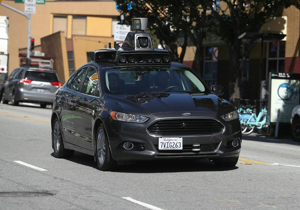 Uber's test of an autonomous vehicle is one of the few on the road, despite early promises they would be broadly deployed this year