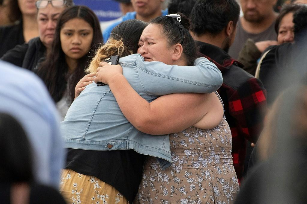 Some grieving family of those killed are still waiting for the remains of their relatives to be identified
