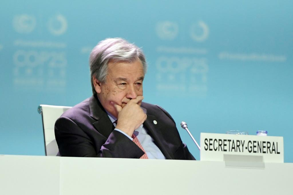 Secretary-General of the United Nations Antonio Guterres said the UN has no alternative but to keep on shipping aid into war-ravaged Syria