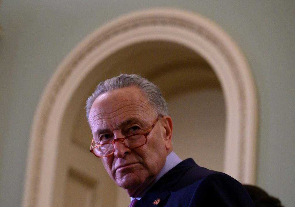 "US Senate Minority Leader Chuck Schumer said he and other Americans are seeking ""swift but fair justice"" for President Donald Trump in his Senate trial in January 2020 should he be impeached as expected"