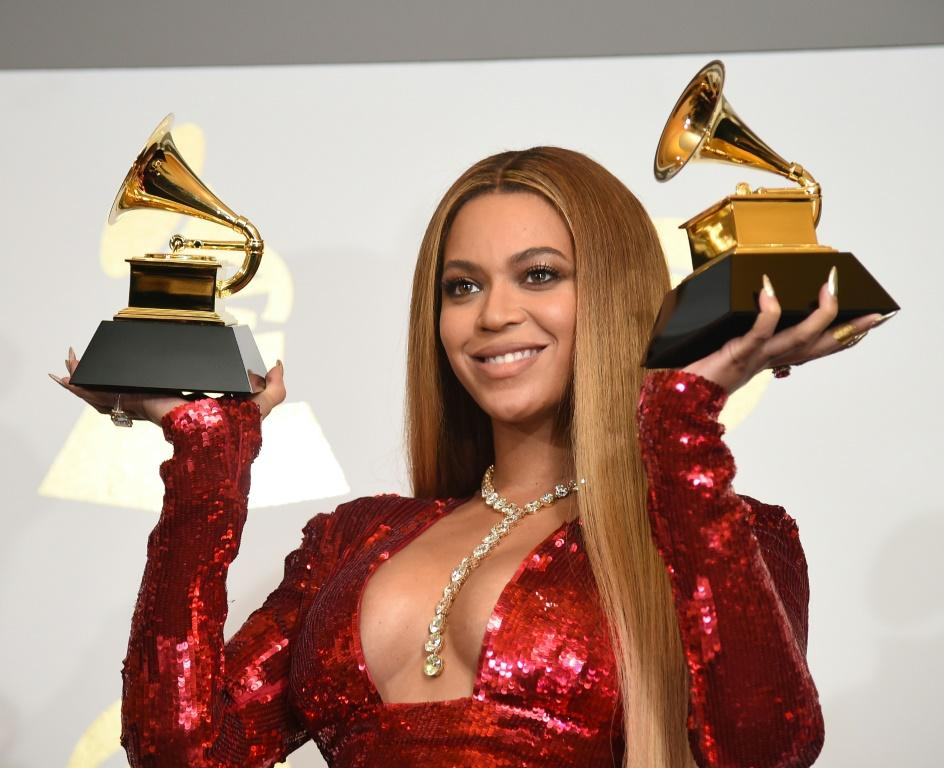 Beyonce -- posing with some of her Grammy awards in 2017 -- has had a banner decade, starring in films, ruling Coachella and producing her own activewear line