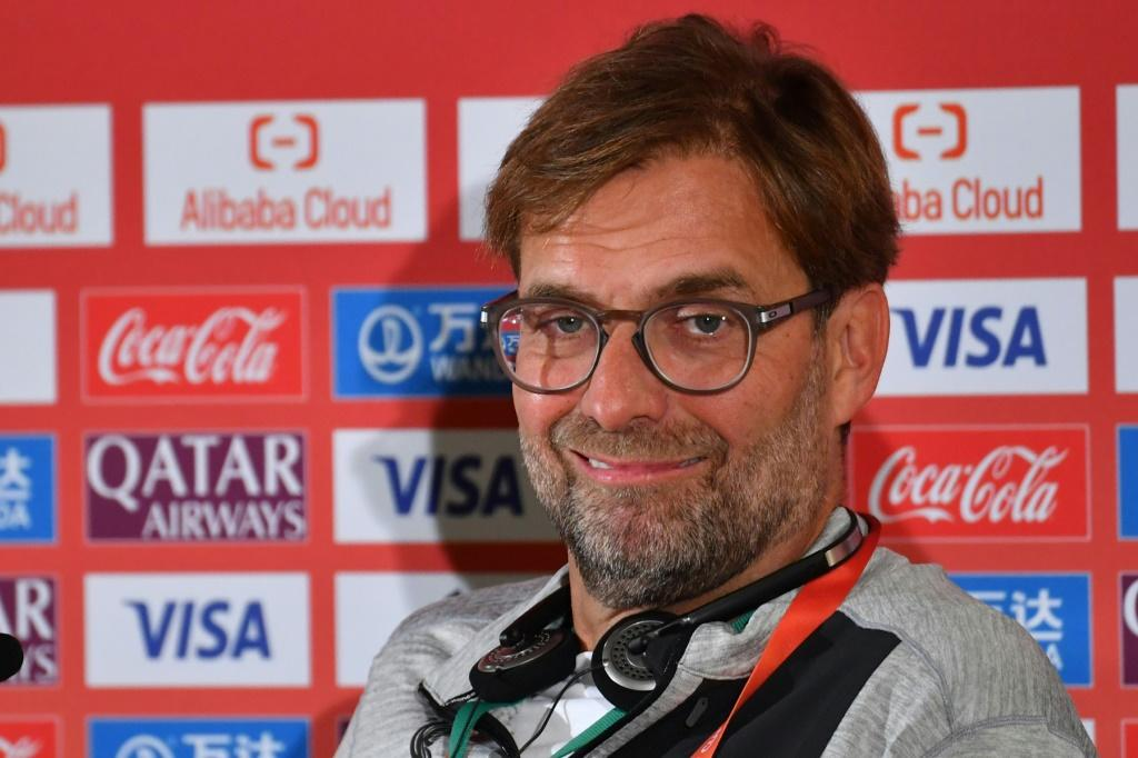 Jurgen Klopp is aiming to bring home the Club World Cup