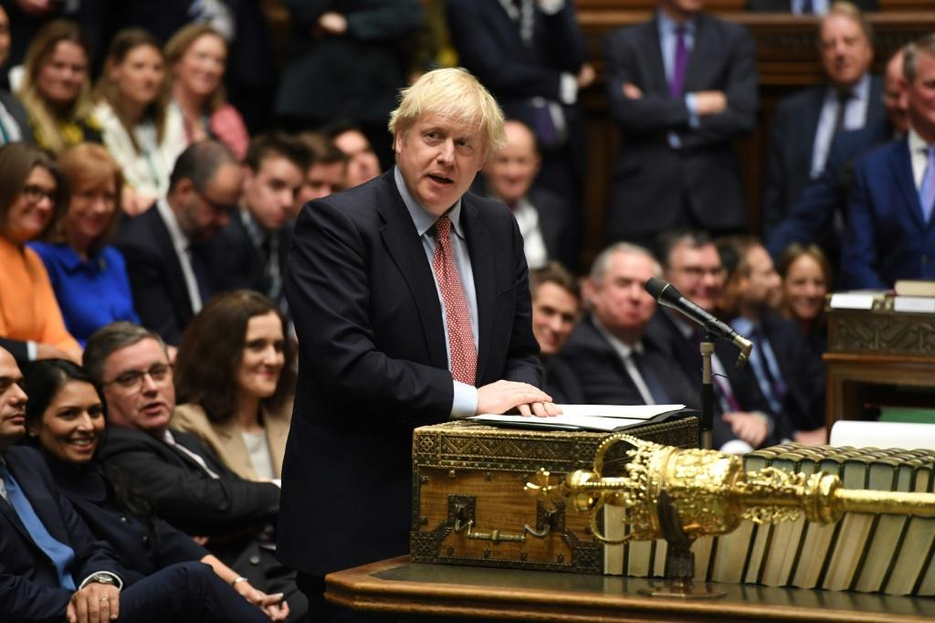Top of Boris Johnson's to-do list will be a bill to ratify the terms of Britain's exit from the European Union