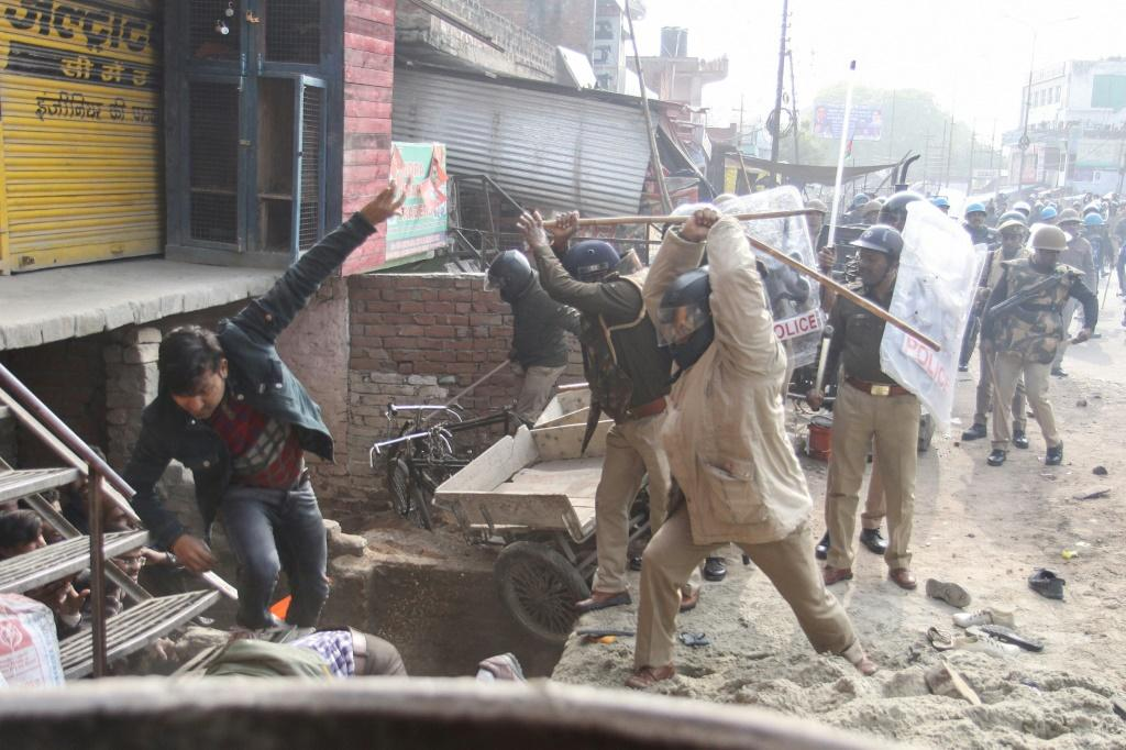 Indian authorities have scrambled ot contain the situation, with violence erupting in many parts of the country
