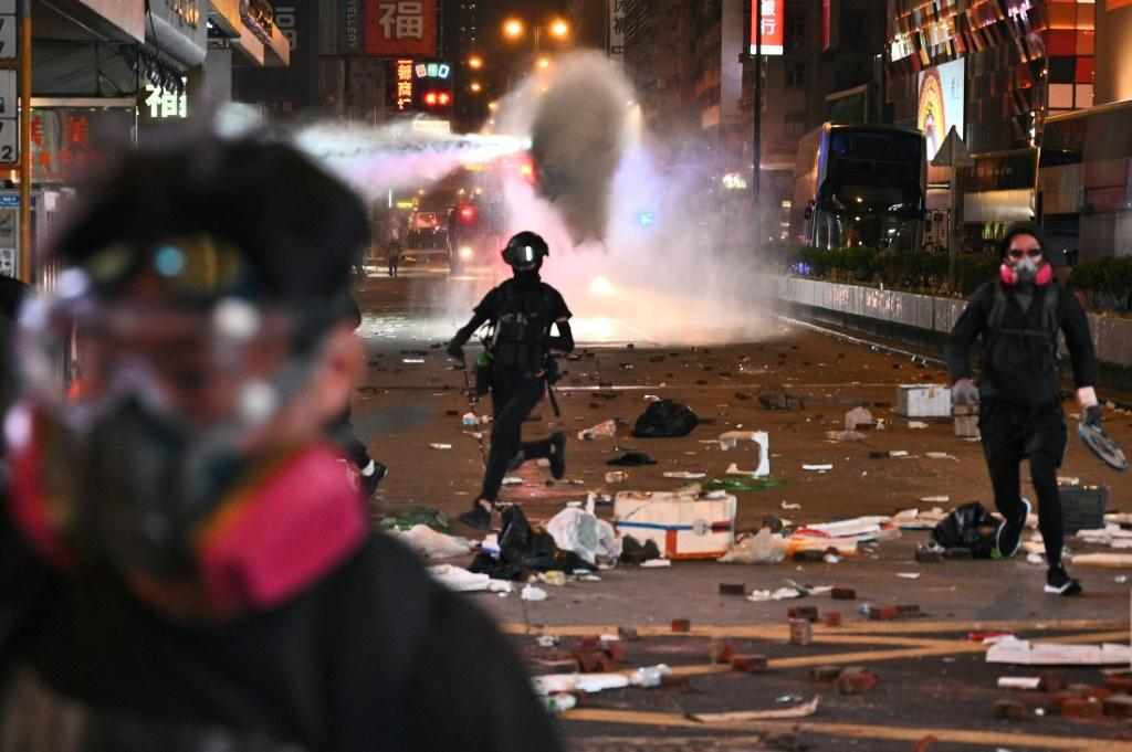 Semi-autonomous Hong Kong has been shaken for six months by increasingly violent pro-democracy protests