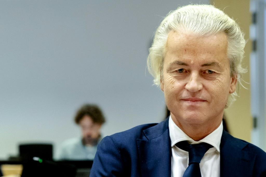 Far-right Dutch lawmaker Geert Wilders is known for his firebrand anti-immigration and anti-Islam statements