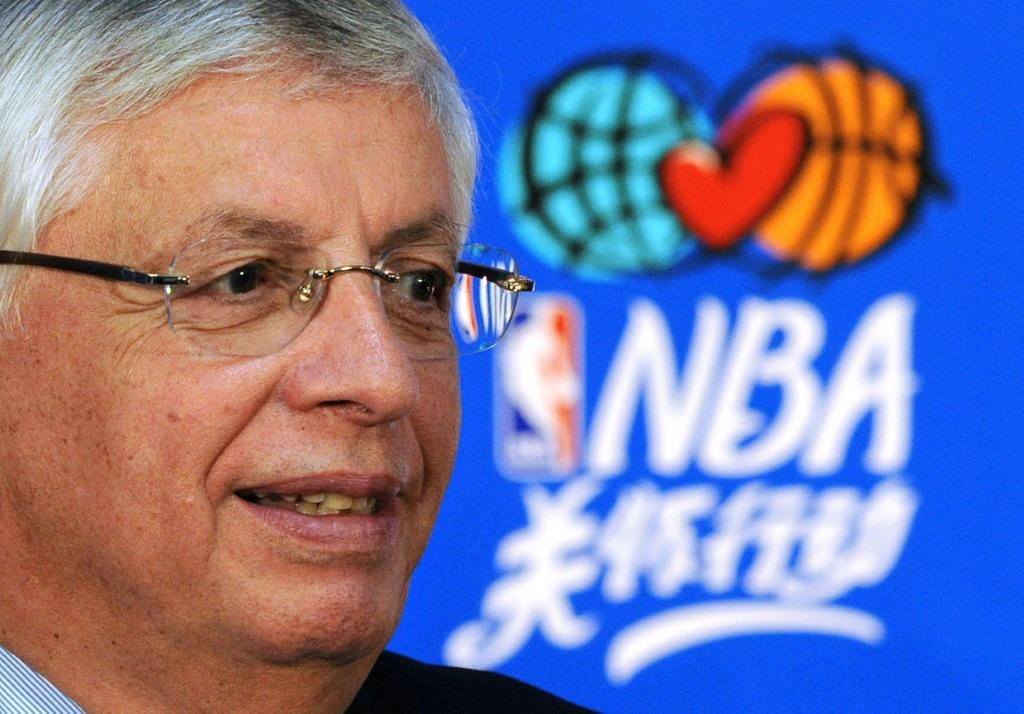 Former NBA commissioner David Stern has died aged 77
