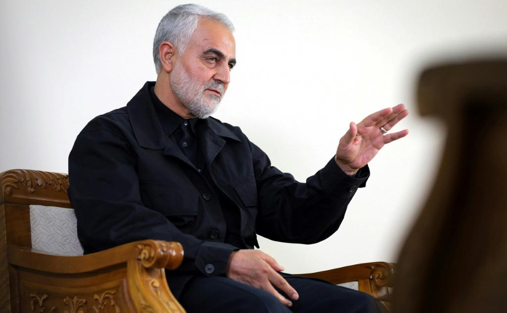 Top Iranian commander Qasem Soleimani, who heads the Islamic Revolutionary Guard Corps' Quds Force and serves as Iran's pointman on Iraq, has reportedly been killed in a strike