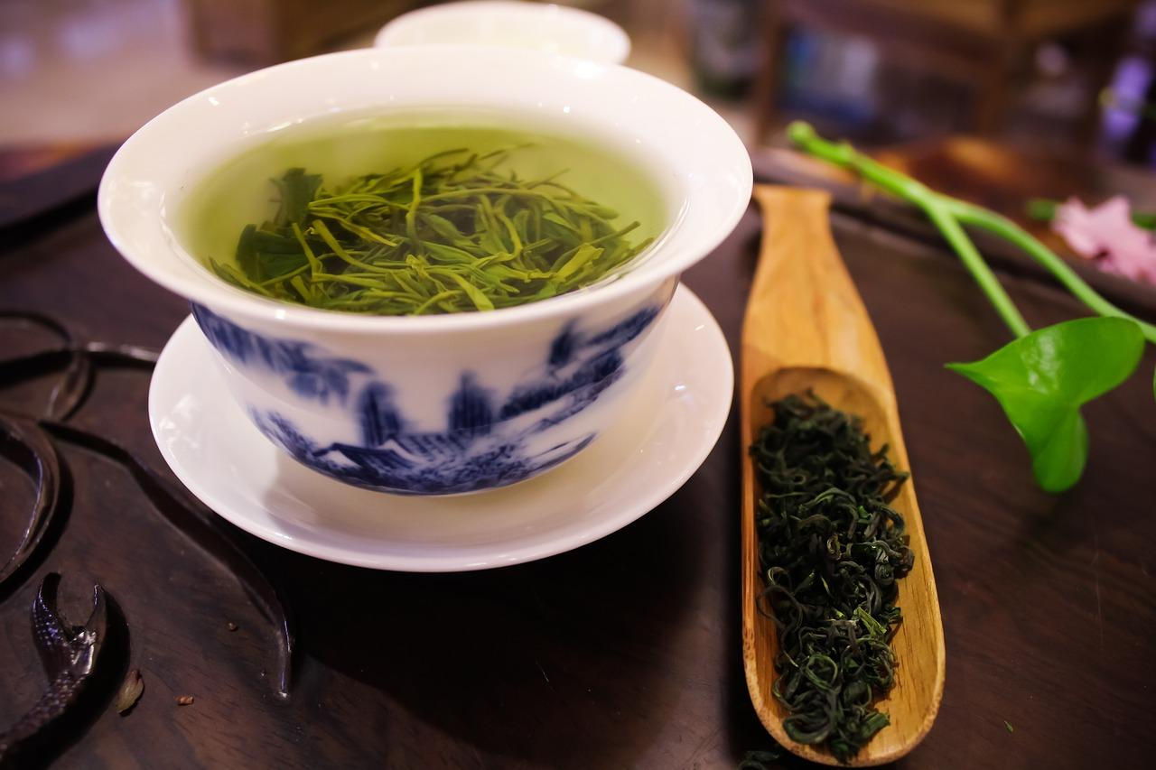green tea to beat high cholesterol