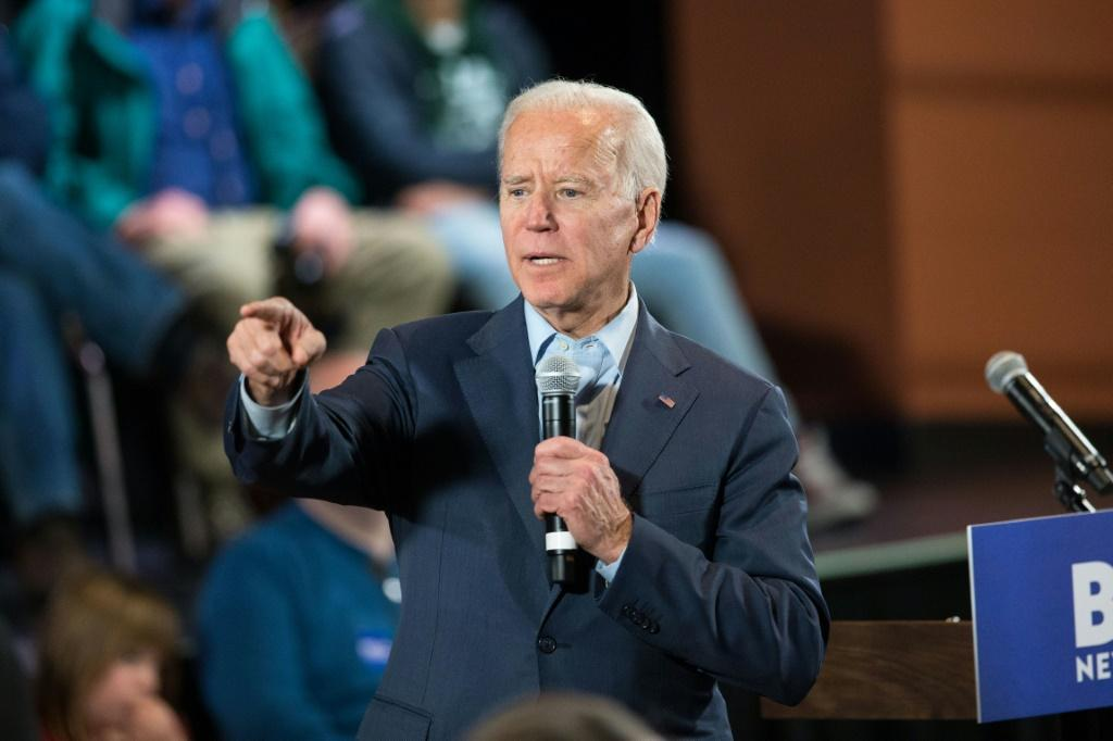 Leading Democratic presidential candidate Joe Biden said Trump tossed 'dynamite in to a tinderbox' with the attack