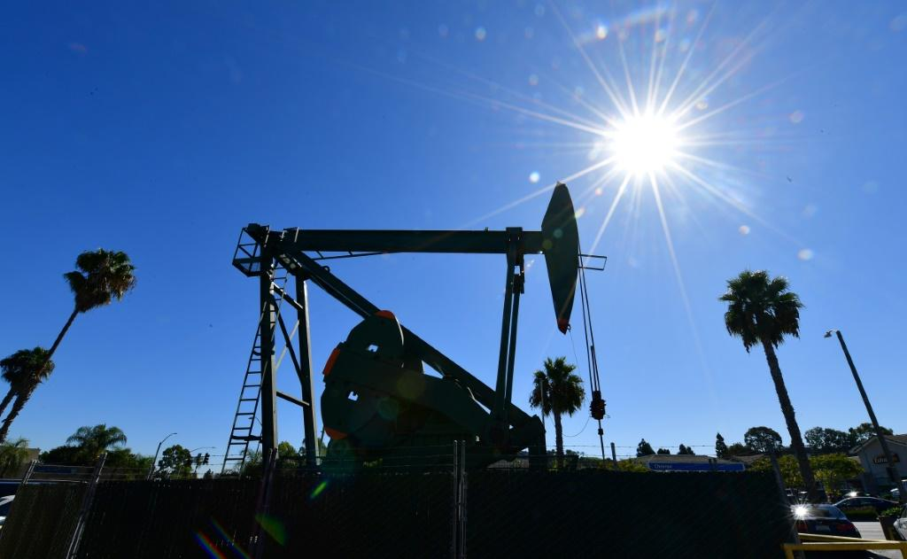 Oil prices soared on concerns about supplies from the crude-rich Middle East
