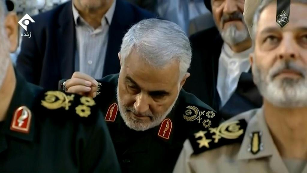 Top Iranian commander Qasem Soleimani was killed in a US strike on Baghdad's international airport in a dramatic escalation of tensions between the two countries