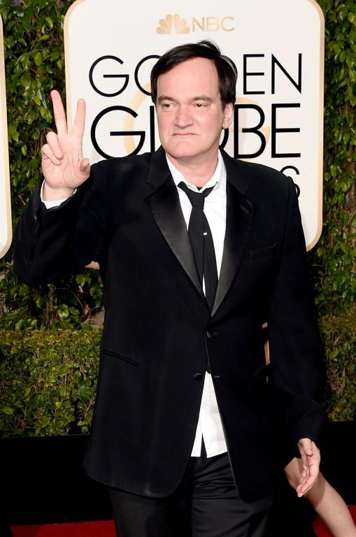 """Quentin Tarantino's""""Once Upon a Time... in Hollywood"""" -- an homage to 1960s Tinseltown -- has resonated with the 90-odd veteran entertainment reporters of the Hollywood Foreign Press Association, which doles out the Golden Globes"""