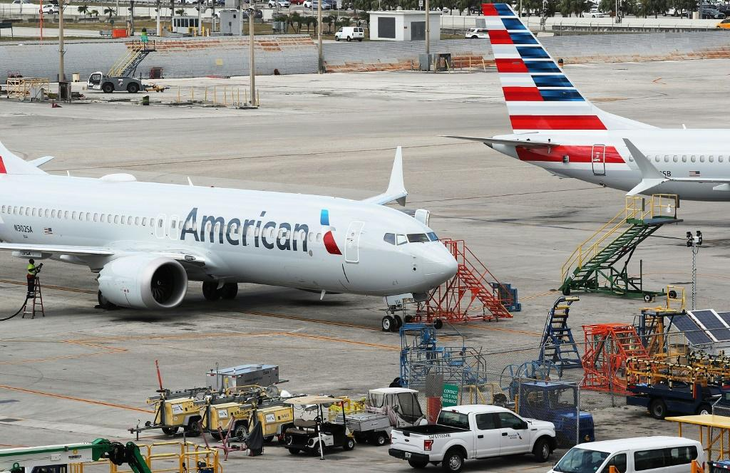 American Airlines reached an agreement with Boeing on compensation for the financial losses connected to the 737 MAX grounding