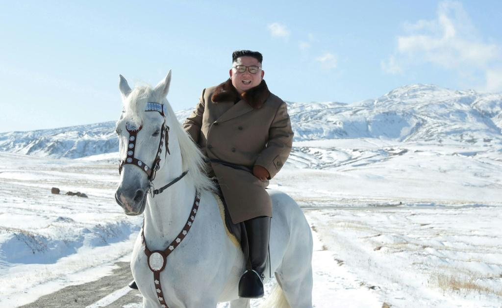 Kim Jong Un has said North Korea is willing to live under sanctions to preserve its nuclear deterrent