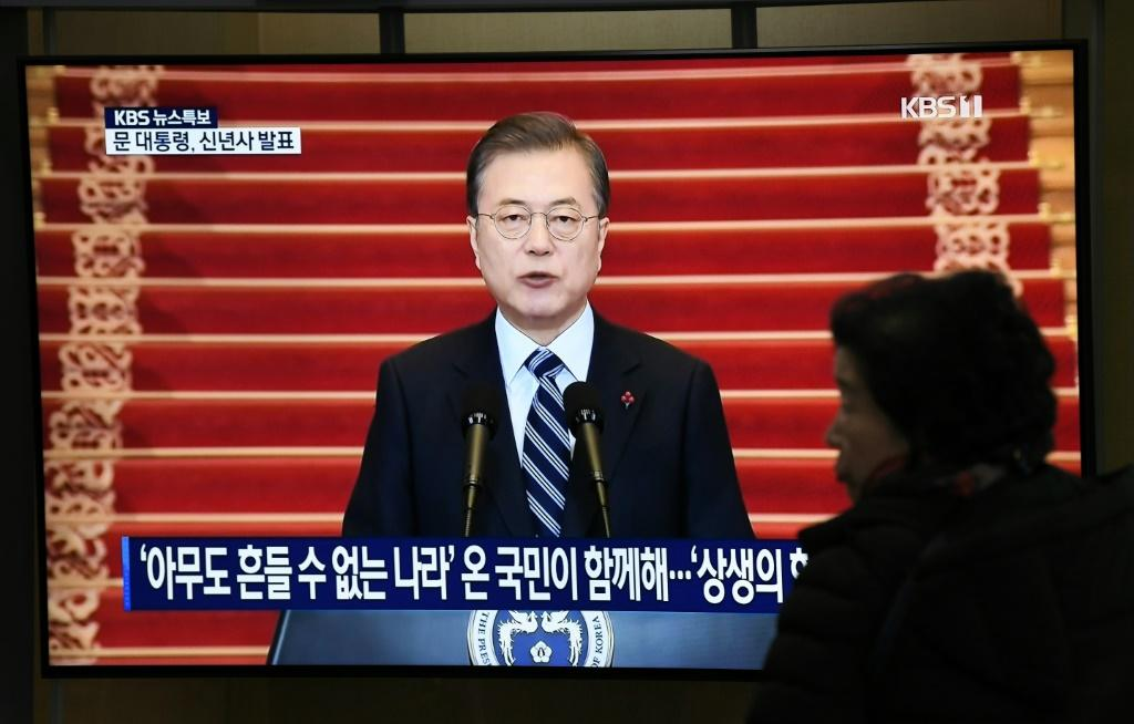 Moon Jae-in has tried to keep paths of communication open between North and South Korea, despite Kim Jong Un's announcement of an end to his nuclear and missile test moratoriums