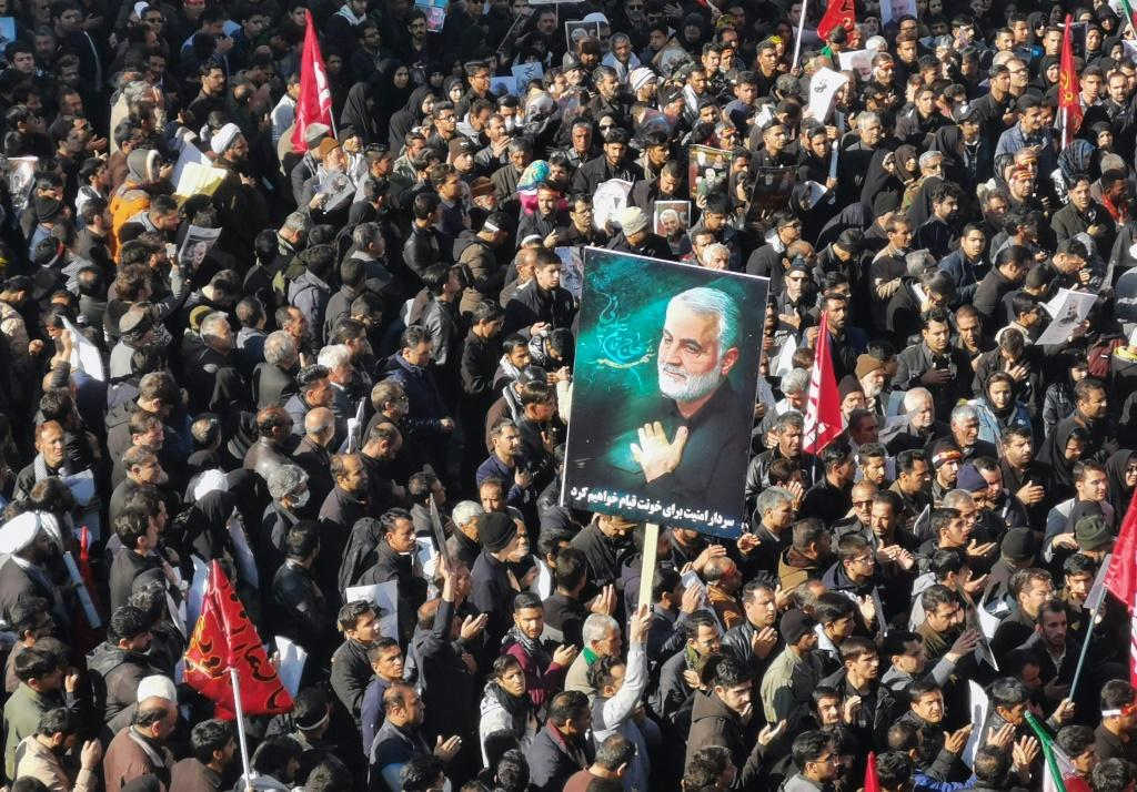 Even before his death in a US air strike, Soleimani was a hugely popular figure in Iran -- replete with a huge following on Instagram