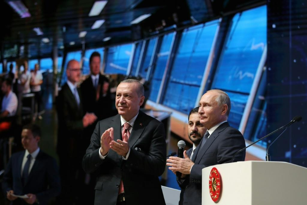 TurkStream allows Russia to increase gas supplies to Europe without having to rely on Ukraine