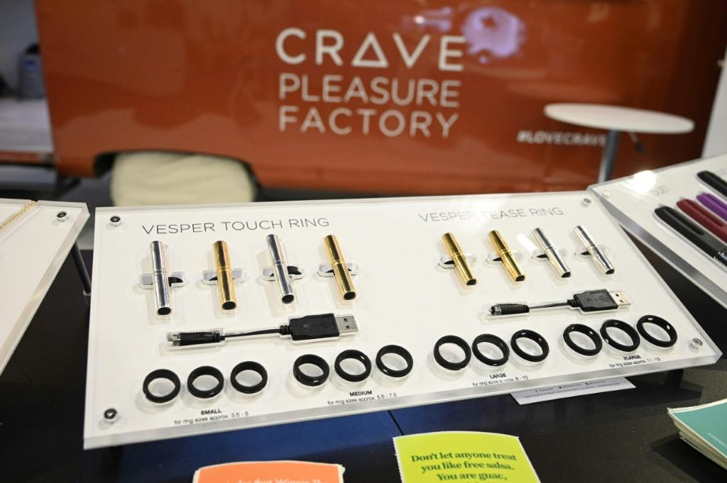 Crave shows its wearable vibrators at the 2020 Consumer Electronics Show