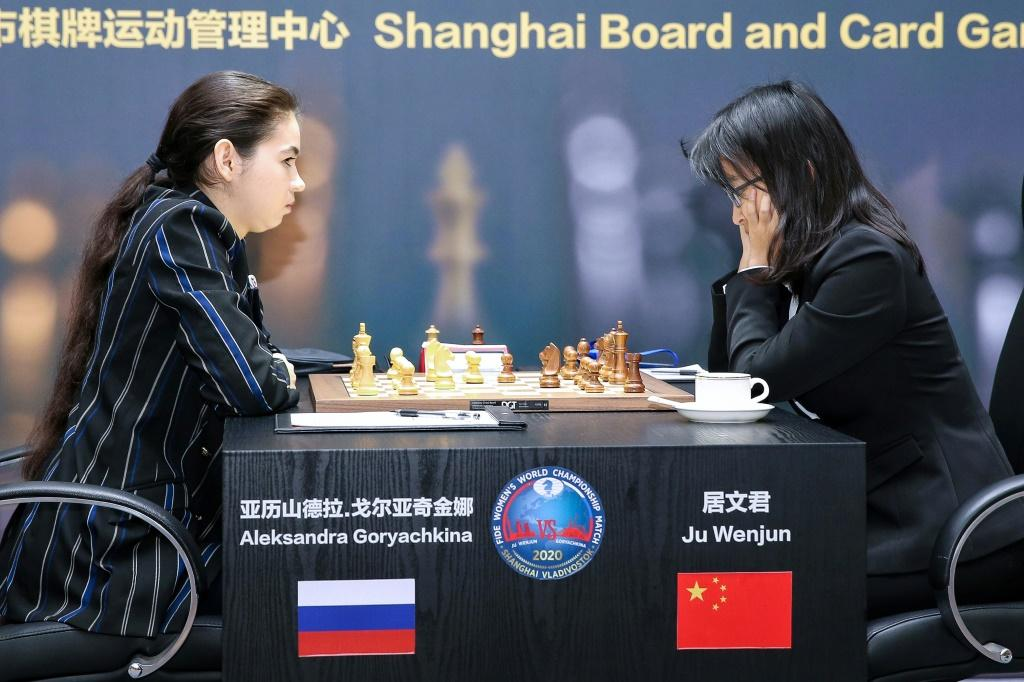 The 500,000 euros on the table in the showdown between holder Ju Wenjun and challenger Aleksandra Goryachkina is the largest prize fund in the history of the Women's World Championship