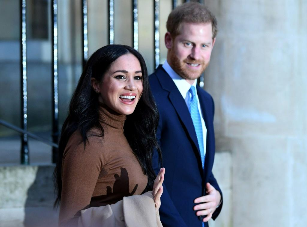 Britain's Prince Harry and wife Meghan have been under the microscope for their jet-set lifestyle