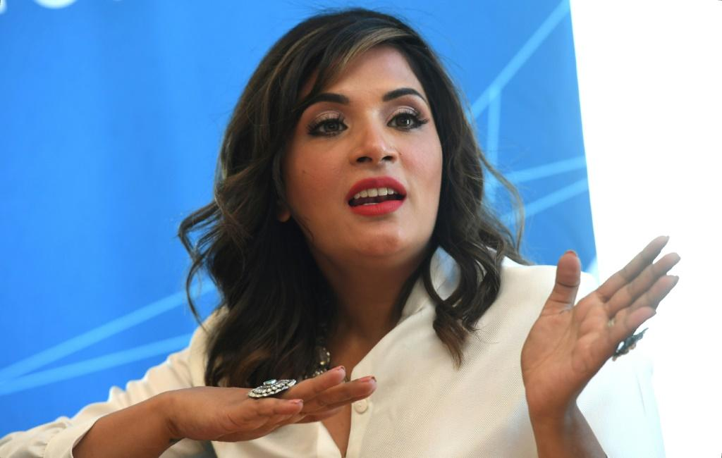 Actress Richa Chadha told AFP that Bollywood is a microcosm of Indian society