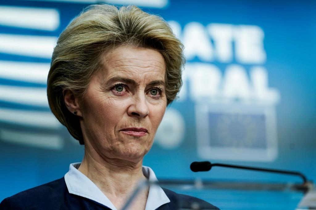European Commission President Ursula von der Leyen has proposed a transition fund meant to bankroll the sort of deep changes needed