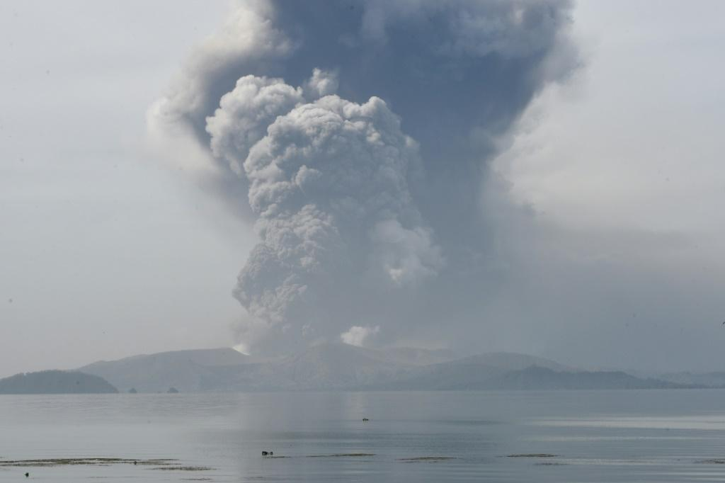 Taal is one of the most active volcanoes in a nation hit periodically by eruptions and earthquakes due to its location on the Pacific 'Ring of Fire'