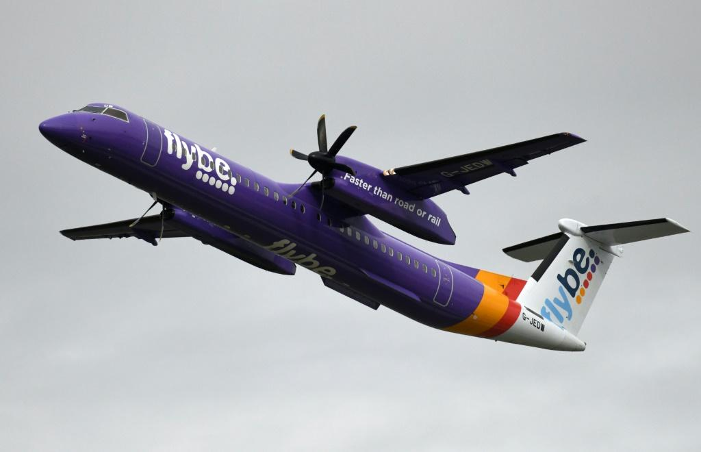 Based in Exeter in southwest England, Flybe employs about 2,000 people, carries around eight million passengers annually and flies to 170 destinations around Europe