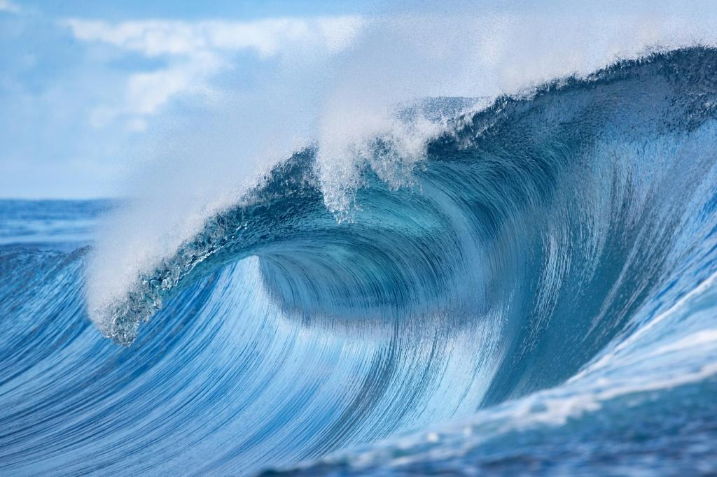 Oceans absorb more than 90 percent of excess heat created by greenhouse gas emissions